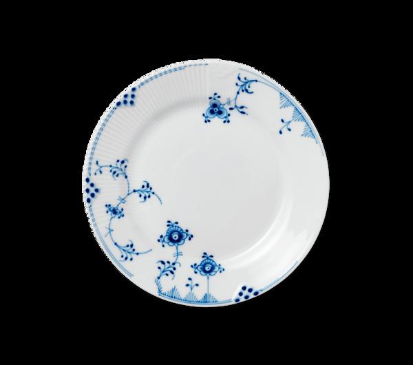 Bilde av Blå Elements tallerken 22 cm