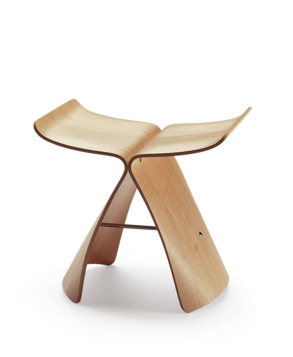 Butterfly stool palisander Vitra