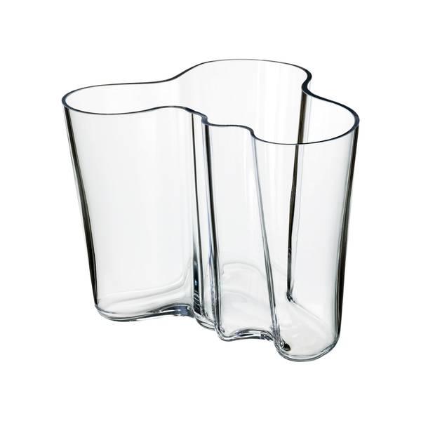Bilde av Aalto vase 160mm Klar Iittala