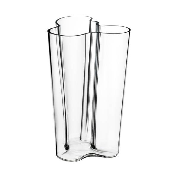 Bilde av Aalto vase 251mm Klar Iittala