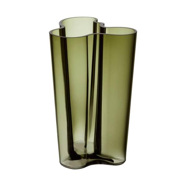 Bilde av Aalto vase 251mm Mosegrønn