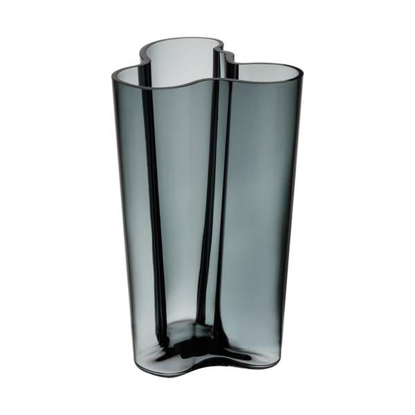 Bilde av Aalto vase 251mm Mørk grå