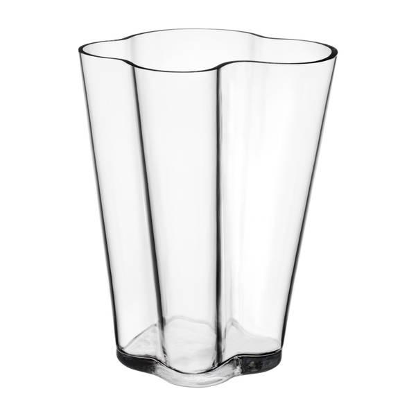 Bilde av Aalto vase 270mm Klar Iittala