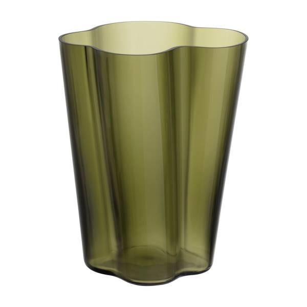 Bilde av Aalto vase 270mm Mosegrønn
