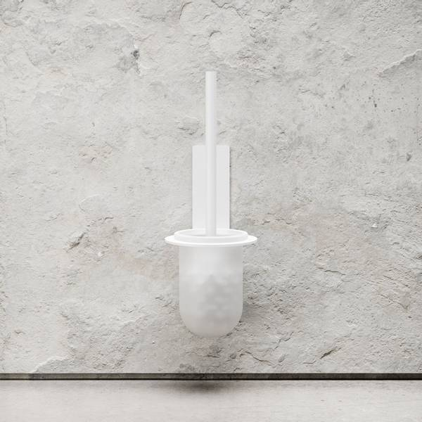 Bilde av Toilet Brush hvit Nichba