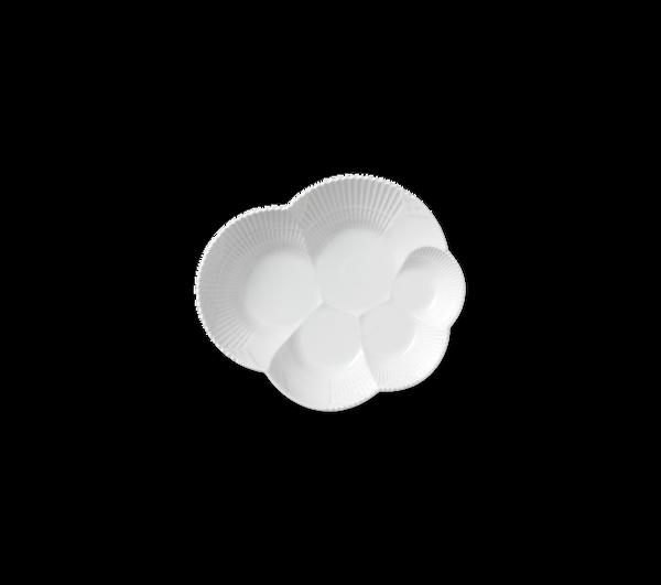 Bilde av Hvit Elements fat 19 cm Royal