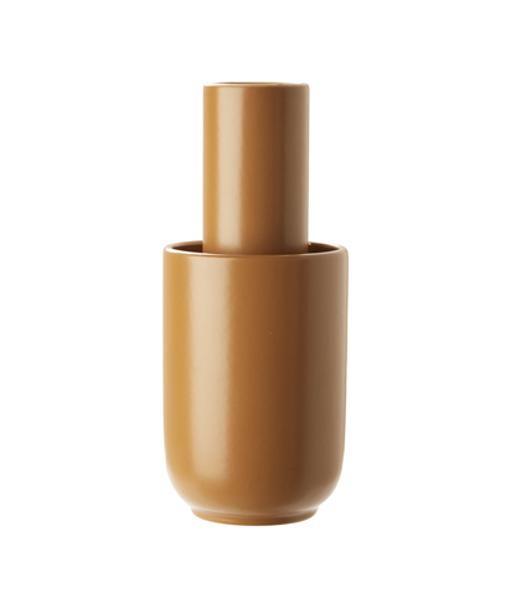 Bilde av Amel Vase Large Rust  Woud