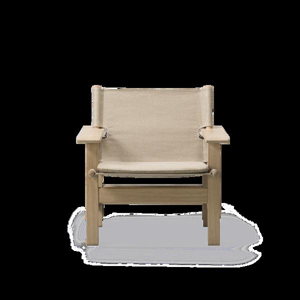 Bilde av The Canvas Chair Natur /såpe
