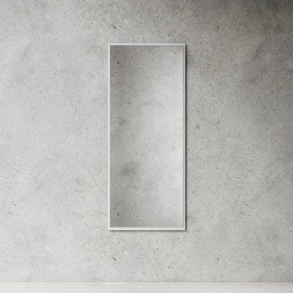 Bilde av Mirror Large hvit Nichba