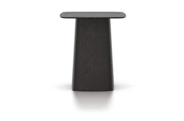 Bilde av Wooden Side Table medium mørk