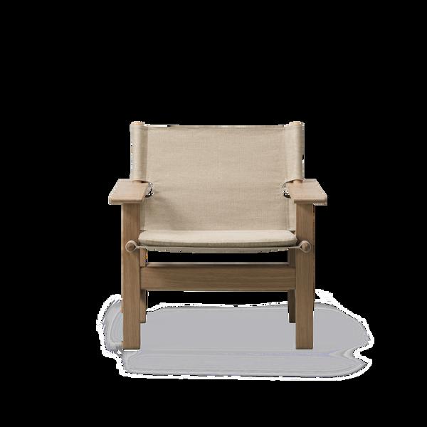 Bilde av The Canvas Chair Natur/oljet