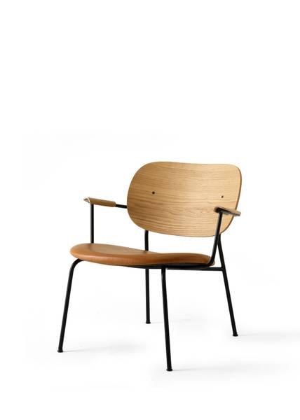 Bilde av Co Lounge Chair Naturlig eik