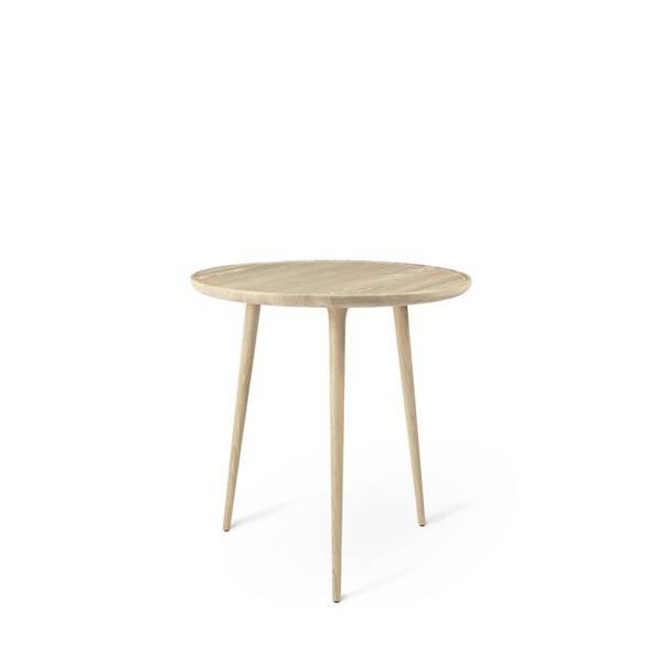 Bilde av Accent Café Table Hvit-eik