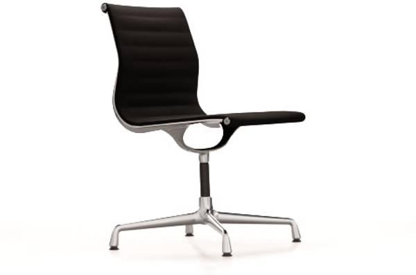 Bilde av Eames Aluminium chair EA 101