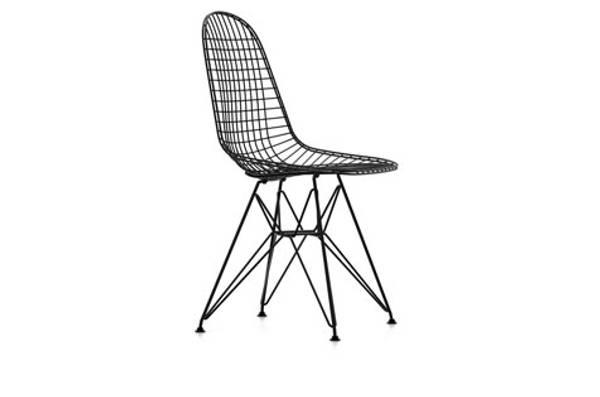 Bilde av Wire Chair DKR Sort Coated