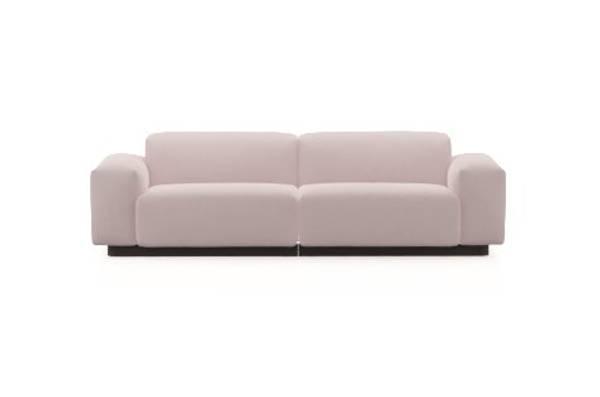 Bilde av Soft Modular Sofa 2 seter lav
