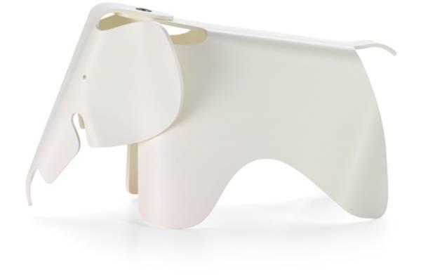 Bilde av Eames Elephant hvit Vitra