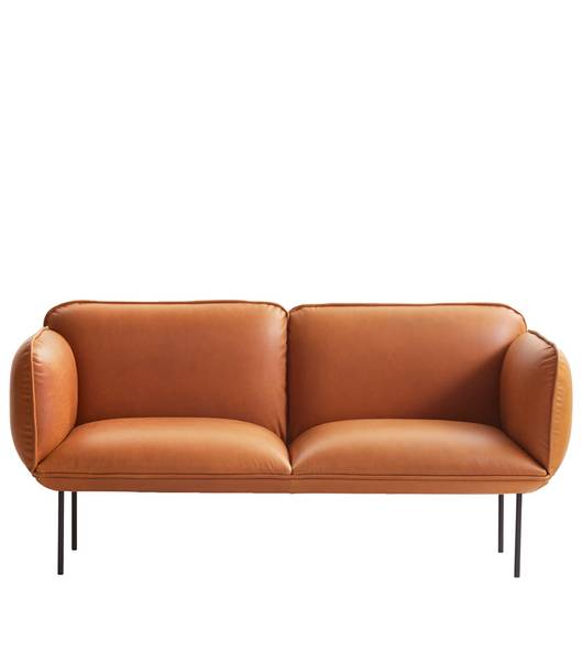 Bilde av Nakki 2 Seter Sofa CAMO skinn