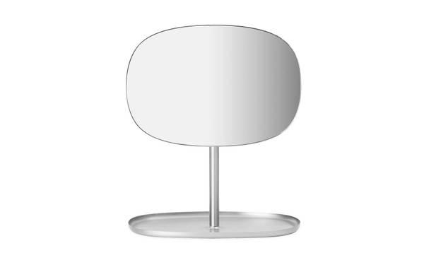 Bilde av Flip Mirror stål Normann