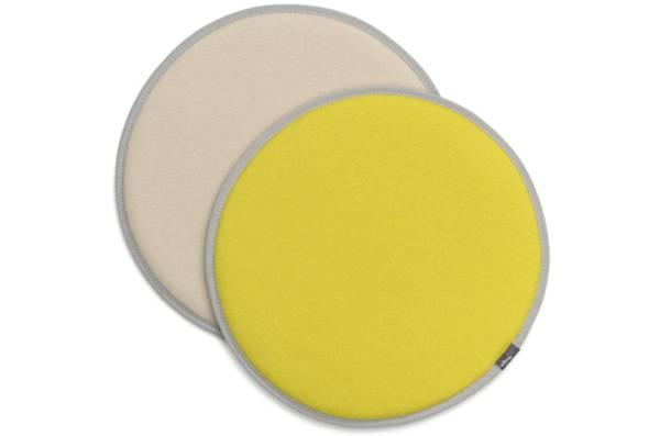 Bilde av Seat Dots Setepute gul/parch