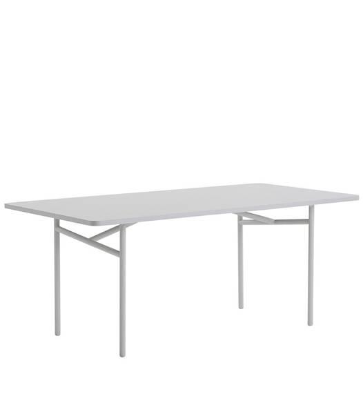 Bilde av Diagonal Spisebord grå Woud