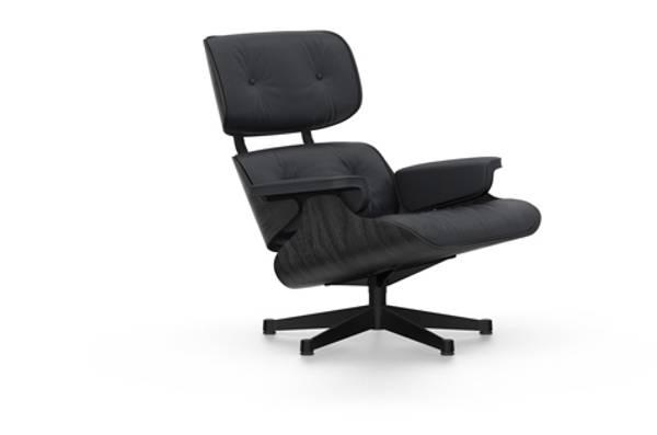 Bilde av Eames Lounge Chair Sort, sort