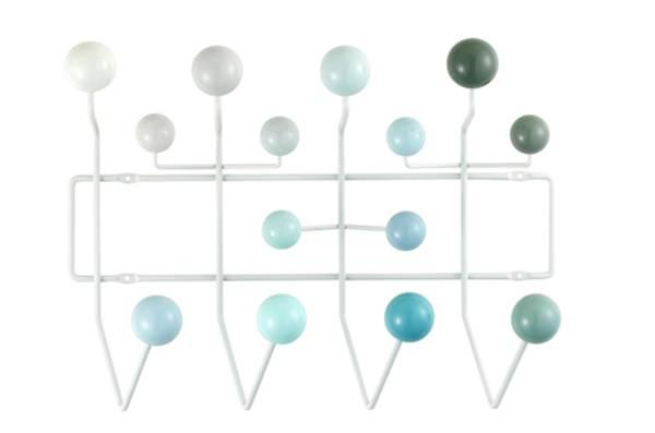 Bilde av Hang it All knagger hvit/blå