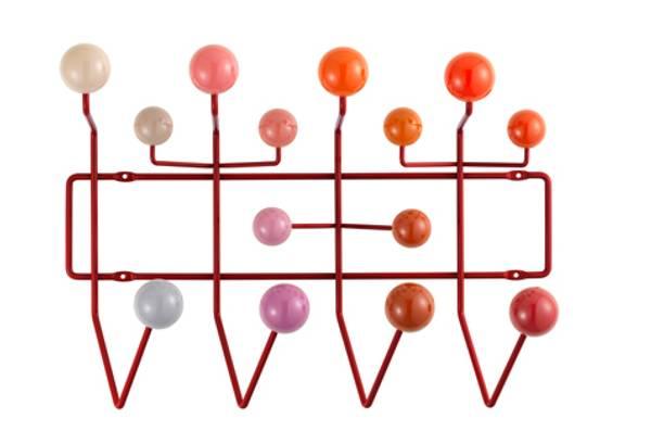 Bilde av Hang it All knagger rød Vitra