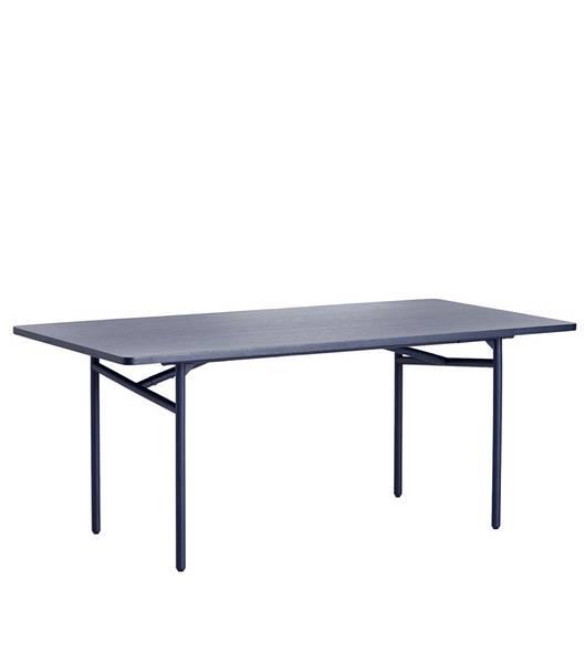 Bilde av Diagonal Spisebord blå Woud