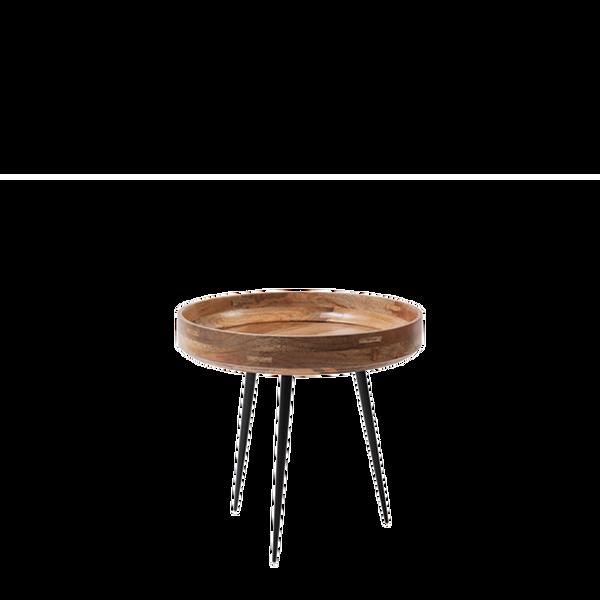 Bilde av Bowl Table Small Natur Mater