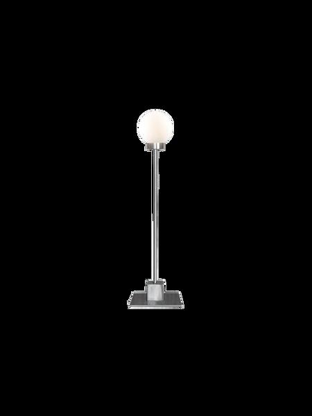 Bilde av Snowball bordlampe børstet
