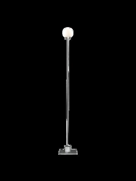 Bilde av Snowball gulvlampe børstet