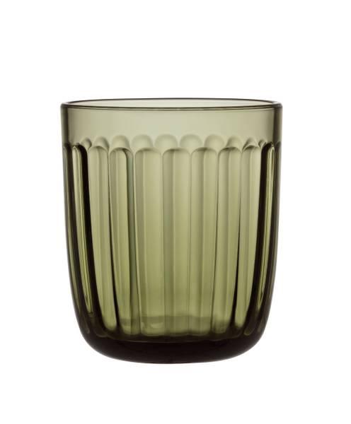 Bilde av Raami glass 26cl mosegrønn