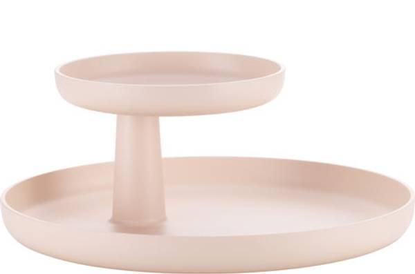 Bilde av Rotary Tray lys rosa Vitra