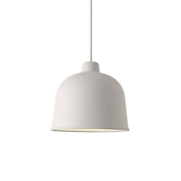 Bilde av Grain Pendant Lampe hvit