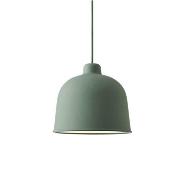 Bilde av Grain Pendant Lampe grønn
