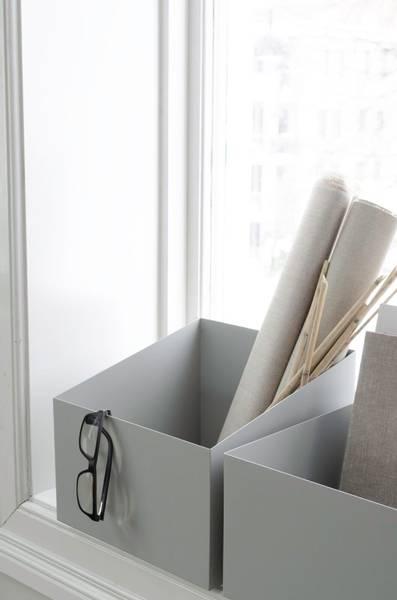 Bilde av Dis Box Vinklet Lys grå