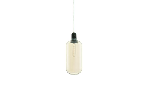 Bilde av Amp Lamp large gull/grønn