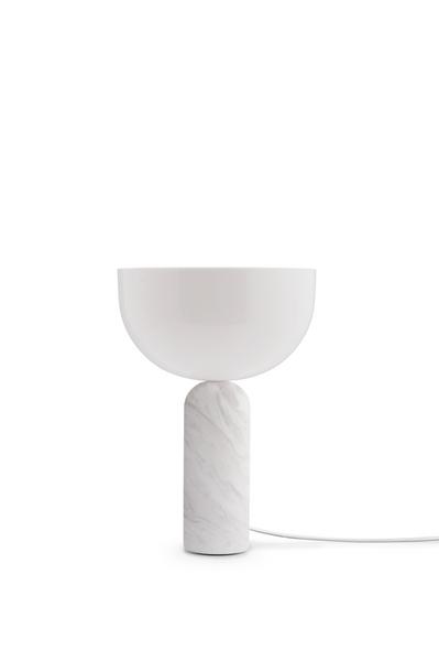 Bilde av Kizu Bordlampe Liten Hvit