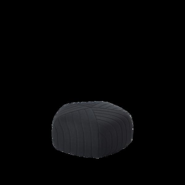 Bilde av Five Pouf large mørk grå