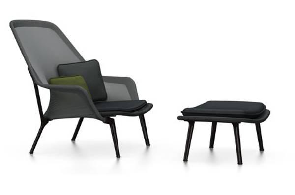 Bilde av Slow Chair & Ottoman