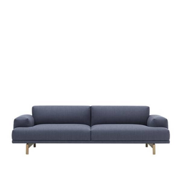 Bilde av Compose 3 seter sofa Muuto