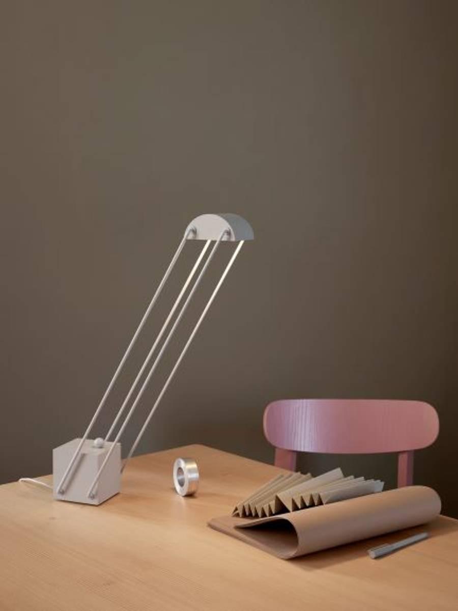 Tokio Bordlampe Hvit, PWtbS