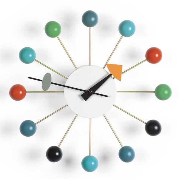 Bilde av Ball Clock multi Vitra