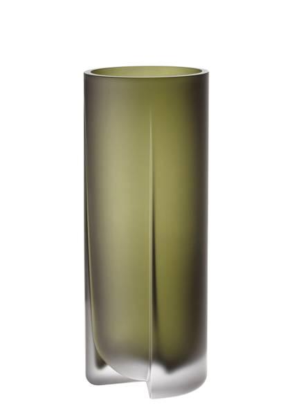 Bilde av Kuru vase frostet mosegrønn