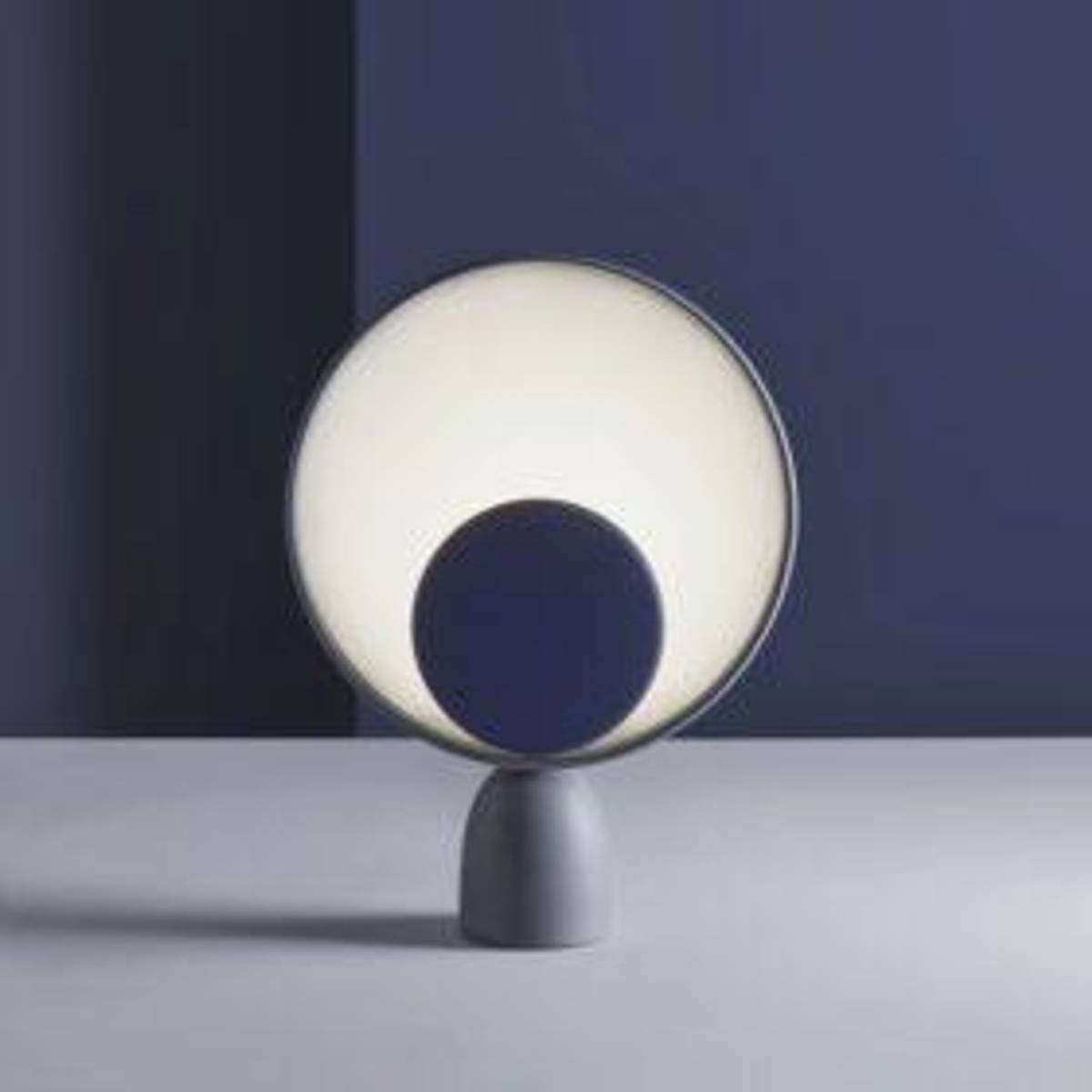 Blooper Bordlampe Ash Grey, PWtbS