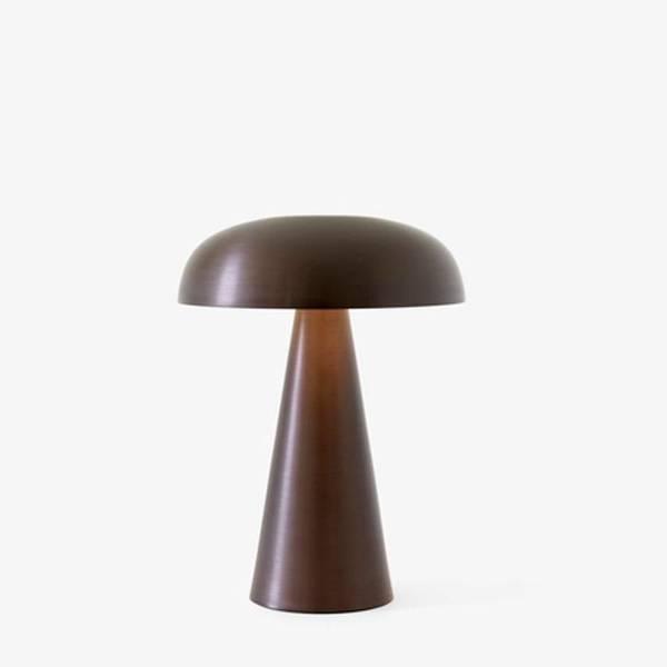 Bilde av Como oppladbar bordlampe