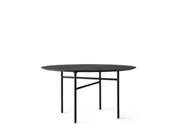 Bilde av Snaregade spisebord ø138 sort