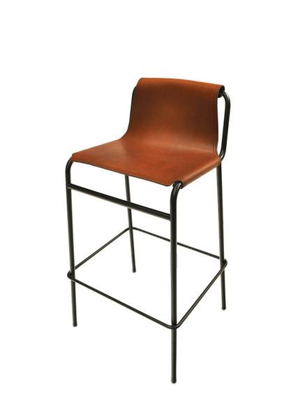 Bilde av September Bar Chair Cognac OX