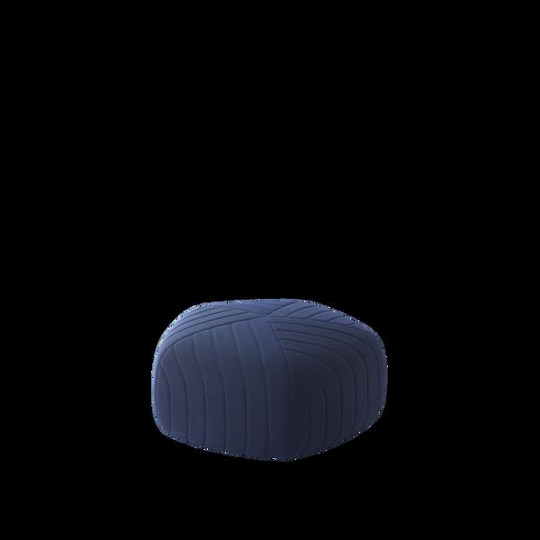 Bilde av Five Pouf Large Mørkeblå